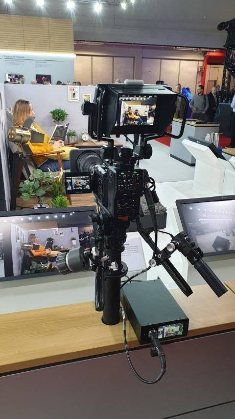 ISE 2020 - Blackmagic Design – Hall 3, booth 3-C140