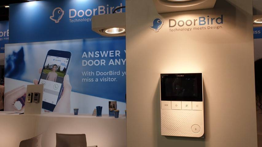 ISE 2020 - Doorbird – Hall 9, 9-D127