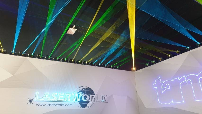 ISE 2020 - Laserworld – Hall 15, booth 15-D250