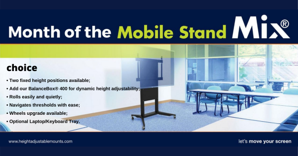 Mobile Stand Mix - Choice