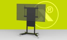 Mobile Stand Mix   BalanceBox   Height Adjustable Mounts