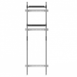 Bodenstütze | BalanceBox | manuelle Höhenverstellung