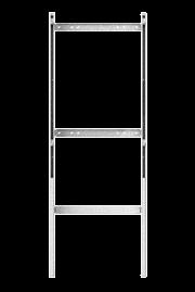 Bodenstütze   BalanceBox 650   manuelle Höhenverstellung