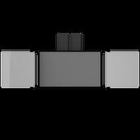 BalanceBox® Winx® - Der Rahmen für Displays mit Whiteboards