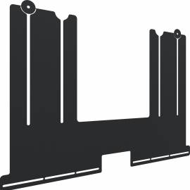 e-Box® Soundbar bracket 481A105