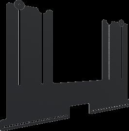 e-Box® Soundbar-Halterung 481A105