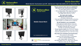 Mobile Stand Mix 481A71001