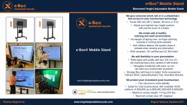 e·Box® Mobiler Ständer