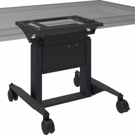 e·Box® Tilt & Table | support motorisé | height adjustable mounts